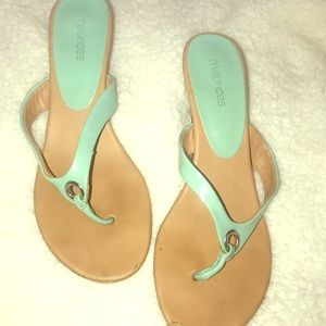 Maurices heels